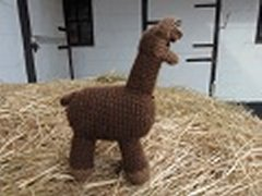 Crocheted Toys - Arthur