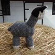 Crocheted Toys - Keir