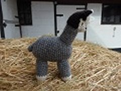 Crocheted Toys - Keir