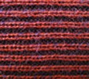 Two-Tone Scarf - Firebrick/Plum