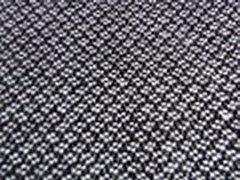 Woven Scarf - Black/White