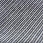 Woven Scarf - Grey/White