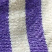 Cream & Purple