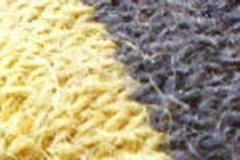 Contrast Socks - Charcoal/Mustard