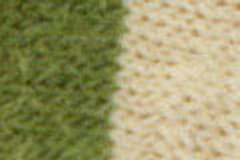 Contrast Socks - Moss/Fawn