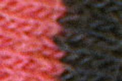 Contrast Socks - Rose/Charcoal