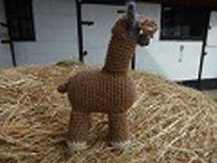 Crocheted Toys - Freddie
